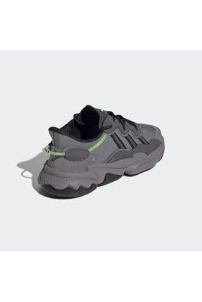 adidas Kadın Spor Ayakkabı Gri Ozweego Fx5186 1