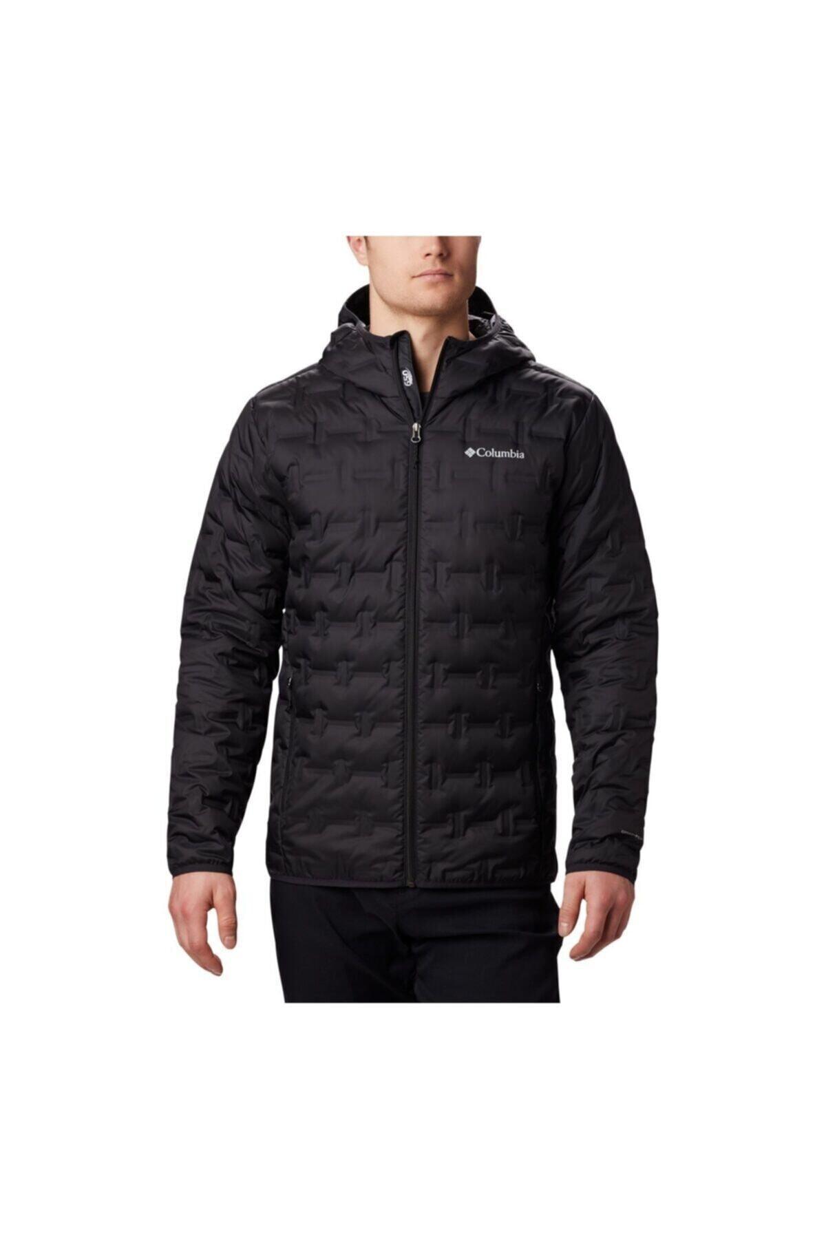 Erkek Wo0954 Delta Ridge Down Hooded Jacket Mont