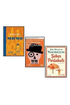 Dafina Yayıncılık Momo, Otomatik Portakal, Şeker Portakalı 0