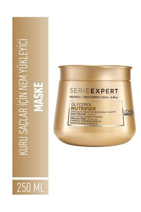 Loreal expert L'oreal Professionnel Serie Expert Nutrifier Kuru Saçlar Için Nem Yükleyici Maske 250 ml 3