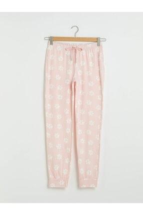 LC Waikiki Kadın Pembe Pijama Altı 0