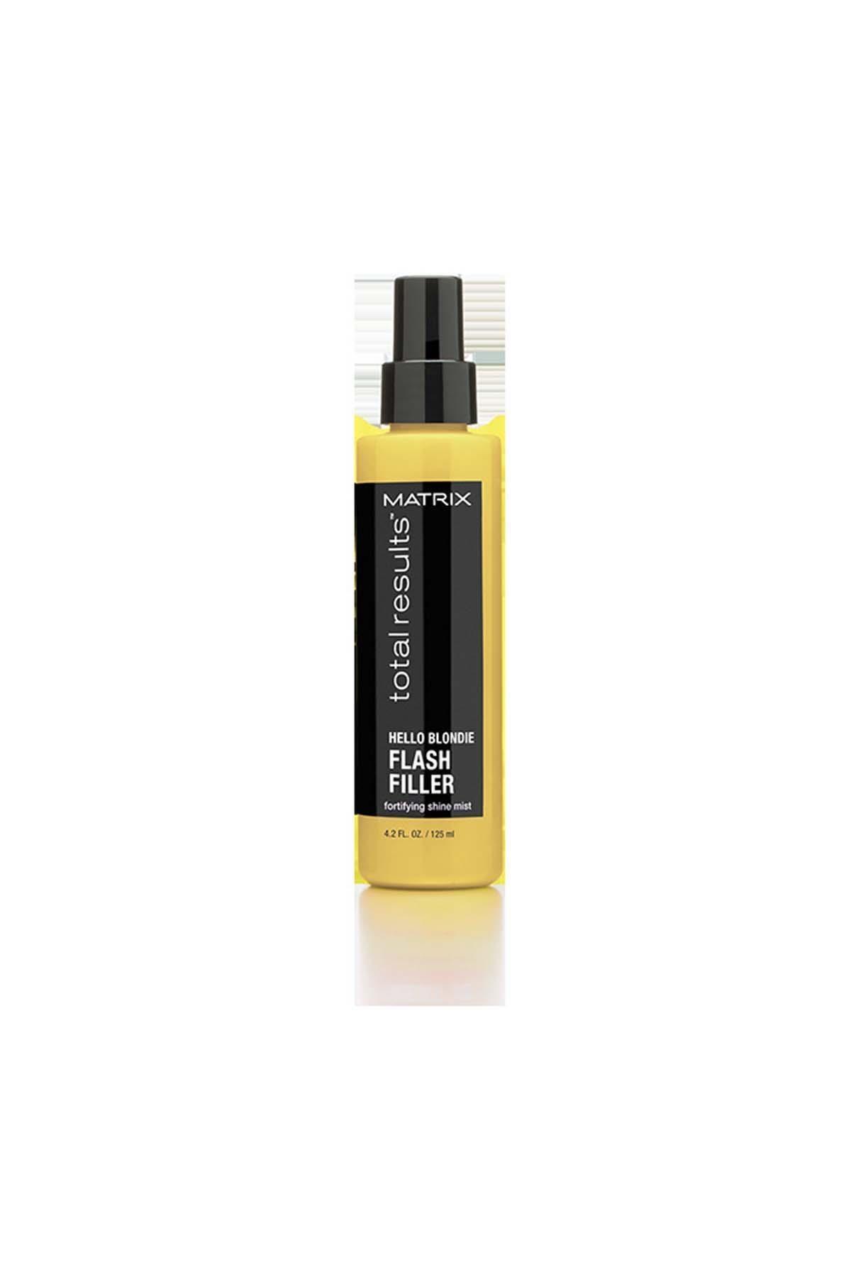 Matrix So Silver Mor Şampuan 300ml + Flash Filler Bakım Spreyi 125ml Bakım Seti 3