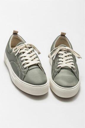 Elle Yeşil Kadın Spor Ayakkabı 2