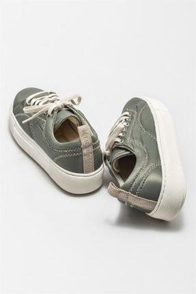 Elle Yeşil Kadın Spor Ayakkabı 3