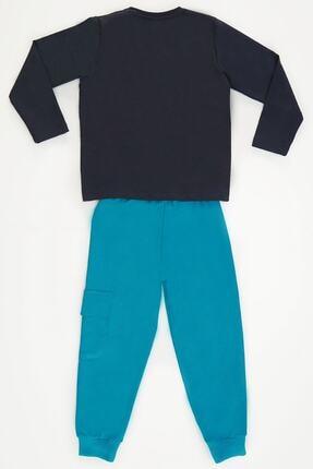 Denokids Safari Erkek Çocuk Pantolon Takım 3
