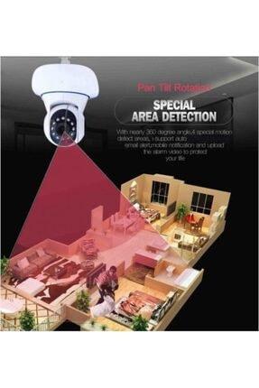 Azemax Ip610s Hd 1mp Wifi Güvenlik Ip Kamera 4