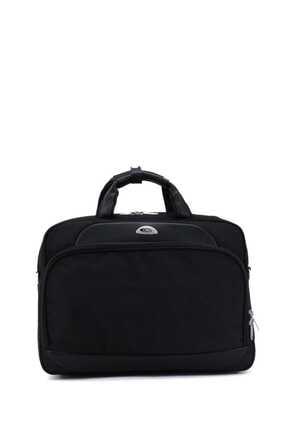ÇÇS Siyah Unisex Laptop/Evrak Çantası Ccs70065 1