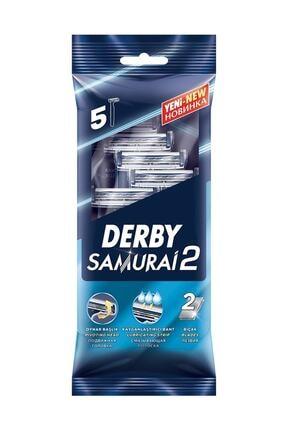 Derby Samurai Klasik Poşet 5'li 0