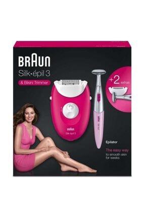 Braun Silk-épil 3 3420 Epilatör / Epilasyon 4