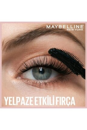 Maybelline New York Lash Sensational Yelpaze Etkili Siyah Maskara 2
