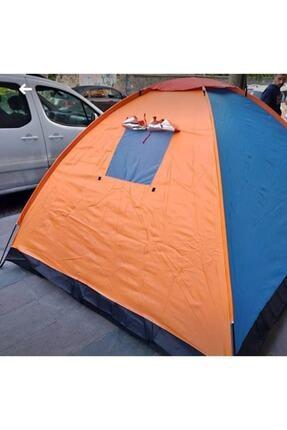 Öncü Kamp Manuel Kurulum Kamp Çadırı 6 Kişilik 0