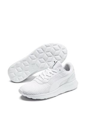 Puma ST ACTIVATE JR-1 Beyaz Erkek Koşu Ayakkabısı 100547438 0
