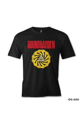 Lord T-Shirt Erkek Siyah Soundgarden - Logo T-shirt os-205 1