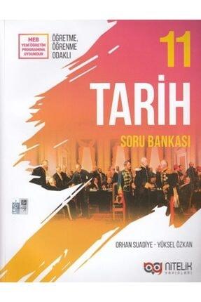 Nitelik Yayınları Nitelik 11. Sınıf Tarih Soru Bankası 0
