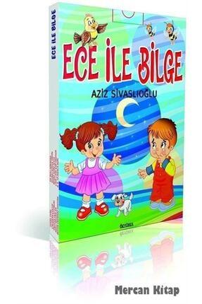 Özyürek Yayınları - Hikaye Kitapları Ece Ile Bilge (10 Kitap Takım) 0