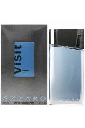 Azzaro Visit Edt 100 ml Erkek Parfüm 3351500950027 0