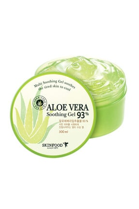 Skinfood Aloe Vera 93% Ferahlatıcı Nemlendirici Jel (After Sun) 300ml 1