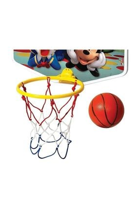DEDE Mickey Mouse Orta Boy Basket Potası 1