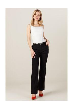 Ekol Ispanyol Paça Kadın Pantolon 1