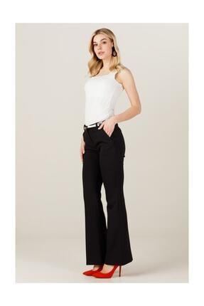 Ekol Ispanyol Paça Kadın Pantolon 2