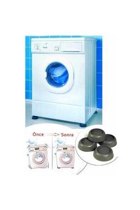 HAYATINIZI KOLAYLAŞTIRIN Çamaşır Makinesi Makinası Titreşim Ayağı 4 Adet 0