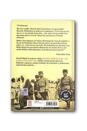 Timaş Yayınları Medine Müdafaası - Çöl Kaplanı Fahrettin Paşa 1