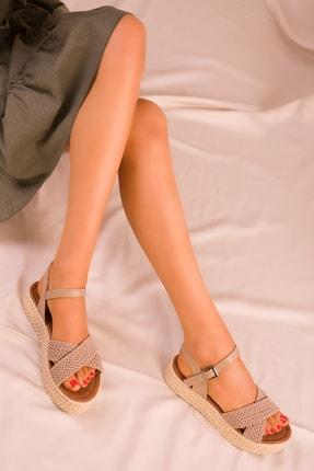 Soho Exclusive Ten Kadın Sandalet 14952 0