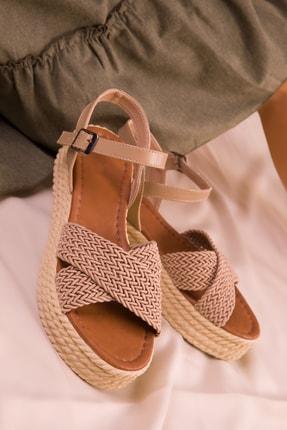 Soho Exclusive Ten Kadın Sandalet 14952 1