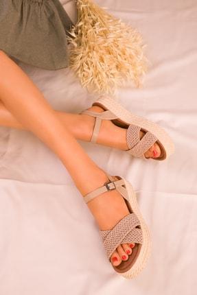 Soho Exclusive Ten Kadın Sandalet 14952 2