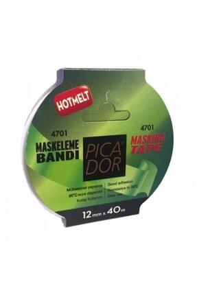Picador 4701 Askılı 12 mm x 40 mt Maskeleme Bandı 0