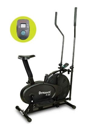 Dynamic R102N Eliptik Bisiklet Orbitroller Orbitrack 0
