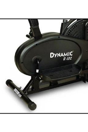 Dynamic R102N Eliptik Bisiklet Orbitroller Orbitrack 4