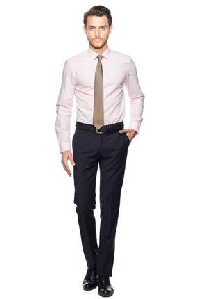 Altınyıldız Classics Erkek Pembe Tailored Slim Fit Gömlek 1