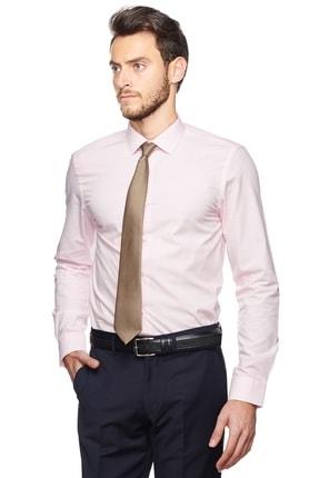 Altınyıldız Classics Erkek Pembe Tailored Slim Fit Gömlek 2