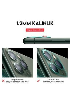Ally Mobile Iphone 11 Pro 11 Pro Max Full Tempered Kamera Koruyucu Kırılmaz Cam - Şeffaf 4