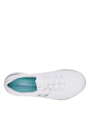Skechers SUMMITS Kadın Beyaz Spor Ayakkabı 4