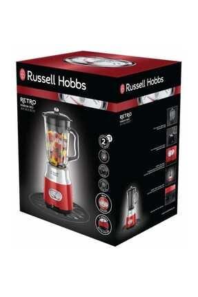 Russell Hobbs 25190-56 Retro Cam Blender - Kırmızı 1