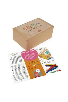 BiBi Box Bibibox Ayrıştırma - Beyin Ve Zekâ Geliştirici Etkinlik Kutusu 1