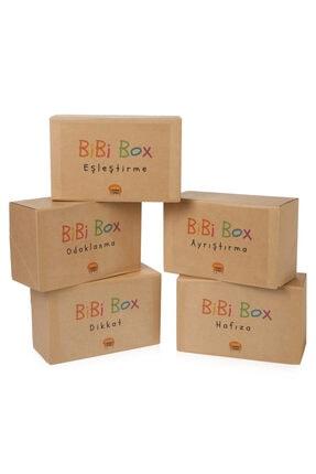 BiBi Box Bibibox Full Set - Beyin Ve Zekâ Geliştirici Etkinlik Kutusu 1