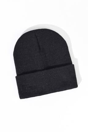 Addax Kadın Siyah Şapka Şpk12835 - Aks -e5 ADX-0000020470 1