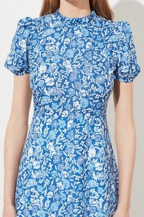 TRENDYOLMİLLA Çok Renkli Desenli Elbise TWOSS20EL0894 3