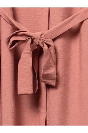 Kadın Pembe Elbise resmi