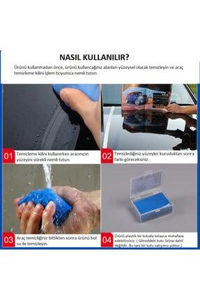 3M Nano Araç Yüzey Temizleme Kil Hamuru 180 gr 3