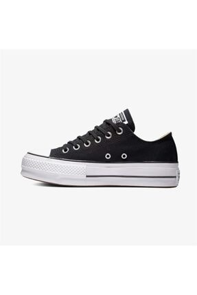 Converse Kadın Siyah Chuck Taylor All Star Lift Sneaker 560250c 2