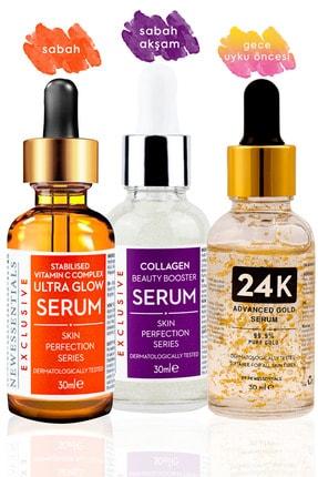 New Essentials 3'lü Serum Paketi 0