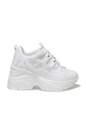 Butigo 21S-0491FX Beyaz Kadın Fashion Sneaker 101014296 0