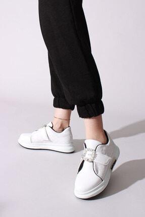 Rovigo Kadın Beyaz Cilt  Spor Ayakkabı 0