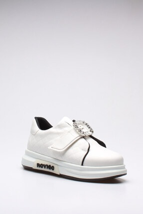 Rovigo Kadın Beyaz Cilt  Spor Ayakkabı 2