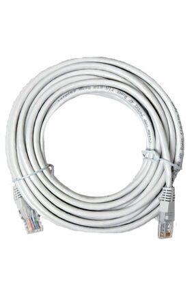 ATAELEKTRONİK 20mt 20 Metre +tv Plus Fiber Adsl Modem Bilgisayar Arası Ethernet Internet Kablosu Ağ Network 0