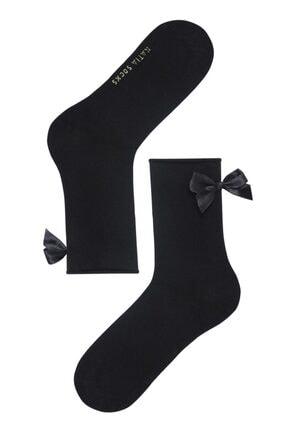 Katia & Bony NewYork Kadın Soket - Siyah 1